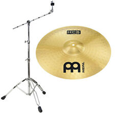 Meinl Hcs 18 Crash-Ride + Potence-Support Cymbale