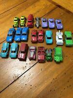 Lot Of 22 Vintage Tootsie Toy Car Diecast