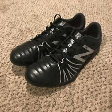 New Balance SD100 Fantom Fit Track Spikes Black/Silver USD100BS Size 10