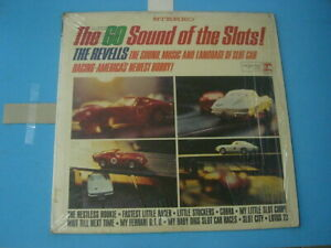 nGB LP VINYL RECORD THE REVELLS - THE GO SOUND OF THE SLOTS 1964 (OPEN)