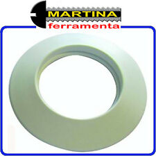 ROSONE PER TUBI STUFA IN EPDM CERTIFICATO BIANCO DIAMETRO CM. 12,5