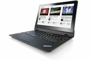 Lenovo Thinkpad Helix Laptop Touchscreen i7-3667u  8GB RAM 120GB SSD Win 10 Pro