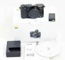 Nikon 1 V3 18.4 MP Mirrorless Black Body ONLY 5K SHUTTER COUNT