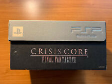 SONY PSP Limited Edition Crisis Core Final Fantasy limitata 10th Anniversary VII