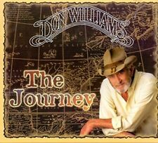 Don Williams - Journey [New CD]