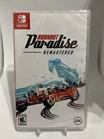 Burnout Paradise Remastered - Nintendo Switch Brand New And Sealed Fast Shipping