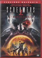 Screamers 2 - L'evoluzione (2009) DVD - EX NOLEGGIO