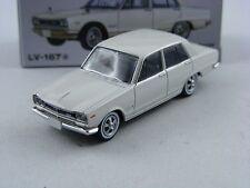 Nissan Skyline 2000GT '71 en blanc,Tomica Tomytec Limitée Vintage LV-167a,1/64