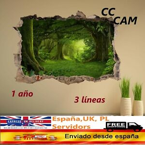 Wall Stickers CC football CAM Arts design 3D clines decort mejor calidad mercado