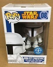 Boba Fett prototype funko pop 08 Star Wars