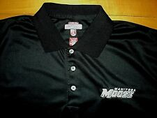 * MANITOBA MOOSE AHL * BRAND NEW Polo Golf Shirt L Authentic Embroidered Logo