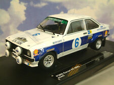 SUNSTAR SUN STAR 1/18 Ford Escort Rs1800 #6 VINCITORE ACROPOLI RALLY 1977 4495
