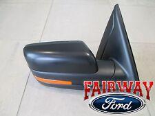 11 thru 14 F-150 OEM Ford Power Fold Heated Signal Puddle Mirror RH Passenger