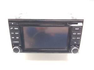 NISSAN JUKE MMI RADIO CD NAVIGATION PLAYER MULTIMEDIA 25915BX80B / 10661096