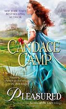 Pleasured (Secrets of the Loch) by Candace Camp