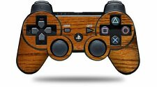 Skin for PS3 Controller Wood Grain - Oak 01 CONTROLLER NOT INCLUDED