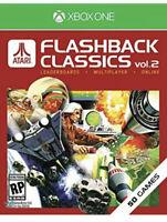 Atari Flashback Classics Vol 2 Xbox One/Series X Classic Kids Game Volume