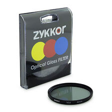 62mm Neutral Density ND2 0.3 ND 2 HD Optical Glass Filter