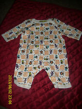 HALLOWEEN COVERALL OUTfit One piece TRICK OR TREAT INFANT BABY CHILD