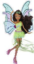 NEW Jakks 2013 Nickelodeon WINX CLUB AISHA Harmonix Fairy Of Waves Doll In Hand!
