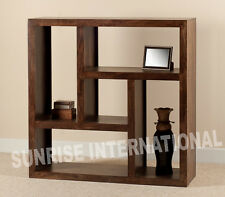 Stylish Wood Wooden bookcase book shelves / Display rack (Small) !!