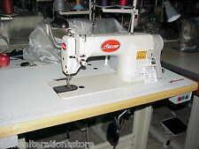 Brand New Industrial 230v Alansew ddl-8900 MACCHINA DA CUCIRE CON LUCE LED