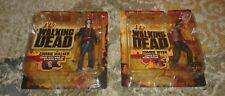 McFarlane Toys AMC The Walking Dead TV Series 1 Zombie Biter And Walker RARE