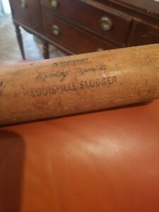 "*VINTAGE 1960's LOUISVILLE  SLUGGER Baseball Bat,  MICKEY MANTLE, *RARE 35"" MM5*"