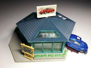 Hot Wheels Matchbox Tomica Diorama 1/70  Car sale center