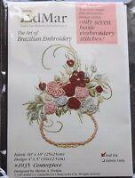 Benton /& Johnson Butterfly Goldwork Kit New//contains metal threads//felt