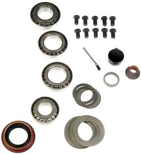 Differential Bearing Kit Rear,Front Dorman 697-101