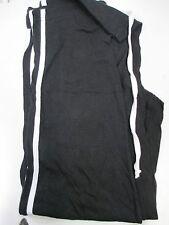 Southpoint Damen Größe M Athletic Sportswear Jogginghosen Fitness schwarz weiß Streifen