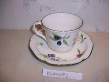 NEW Noritake FRUIT PARFAIT Tea Cup & Saucer Set (s) - Multiple available - NEW