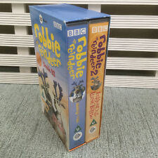 Robbie The Reindeer - Hooves of Fire/Legend of the Lost (VHS, 2003, Double Bill)