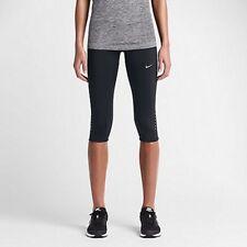 Nike Tech Capri - Black/reflective Silv Gr. XL