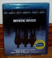 MYSTIC RIVER BLU-RAY NUEVO PRECINTADO THRILLER SEAN PENN TIM ROBBINS (SIN ABRIR)