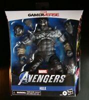 Marvel Legends GAMERVERSE HULK action figure (Gamestop Exclusive!)