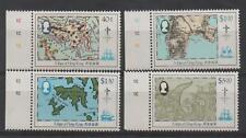 C1132 Hong Kong 427/30 postfris
