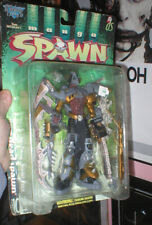 MANGA DEAD  SPAWN FIGURE SEALED ON CARD, MORE DESIGNED TO BE OPENED