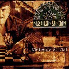 Akhenaton - Métèque et Mat - Album CD