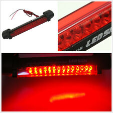 Red 14LED Car SUV Rear Windshield High-mount Third Stop Warning Tail Brake Light