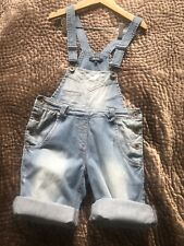 DKNY Girls Dungarees -8y