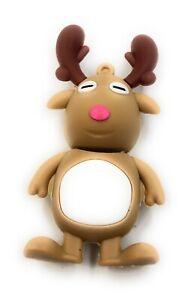 Elch Figur Weihnachten Rentier Funny USB Stick div Kapazitäten