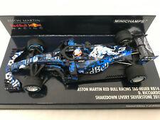 1/43 Aston Martin Red Bull Racing #3 D.Ricciardo Shakedown Silverstone 410180993