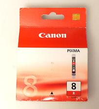 (PRL) CANON 8R PIXMA PRO9000 MARK II RED CARTUCCIA INCHIOSTRO ORIGINAL CARTRIDGE