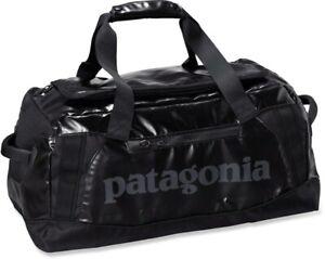 Patagonia Black Hole Duffel 45L Black Gym/Travel/ Duffel Bag