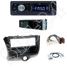CALIBER rmd021 autoradio + TOYOTA YARIS 02/03-01/05 MASCHERINA BLACK + Adattatore ISO