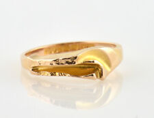 Lapponia Ring 585/000 14 K Gelbgold
