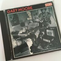 Gary Moore ‎– Still got the Blues (CD, 1990 Virgin ‎– CDV2612 Australia) MINT