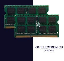 8GB 2x 4GB RAM MEMORY FOR IBM LENOVO THINKPAD X201 3626 Series X201 4492 Series